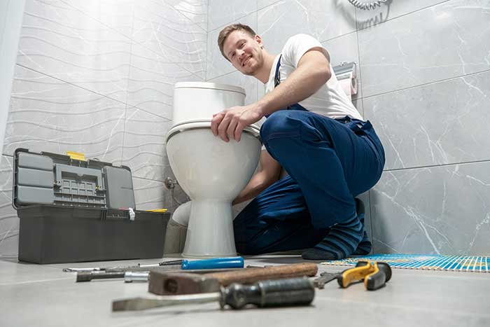 Toilet Repair & Replacement Services